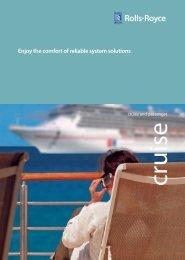 Cruise brochure - Rolls-Royce