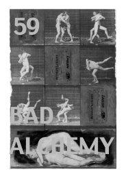 Printversion vergriffen: Freier Download BA 59 als PDF - Bad Alchemy