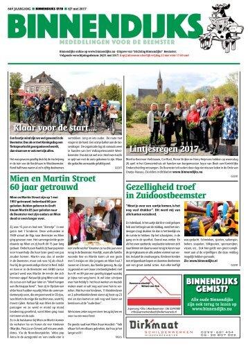 Binnendijks 2017 17-18