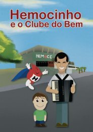 Hemocinho e o Clube do Bem