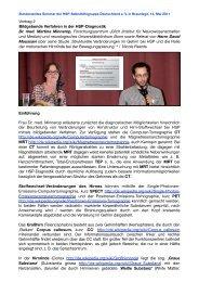 Vortrag 2 Bildgebende Verfahren in der HSP-Diagnostik Dr. med ...