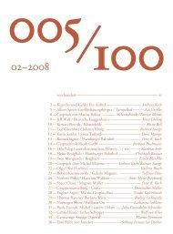 Ausgabe 02-2008 als PDF vonhundert_2008-02_komplett.pdf