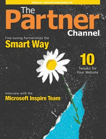 The Partner Channel Magazine Spring 2017 FINAL