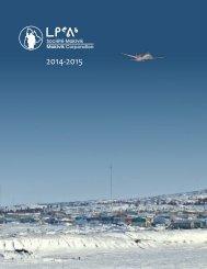 2014-2015 Makivik Annual Report