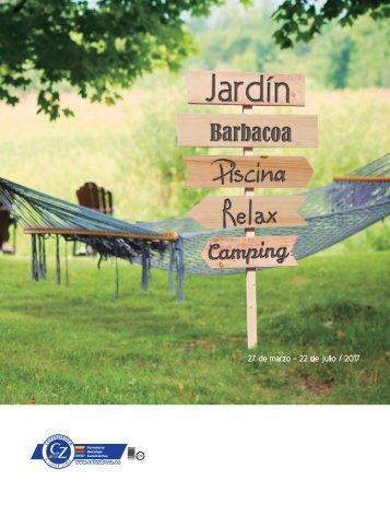 Coferdroza jardin del 27 de Marzo al 22 de Julio 2017