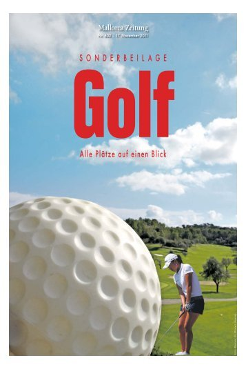 than just Golf - Mallorca Zeitung