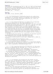 Seite 1 von 2 BKA/RIS Bundesrecht - Volltext 15.04.2004 http://www ...