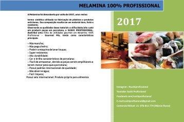 CATALOGO MELAMINA PROFISSIONAL 2017