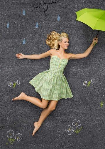 Regenschirme, Werbeschirme, Werbemittel Taschenschirme