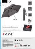 Regenschirme, Werbeschirme, Werbemittel Taschenschirme - Seite 7