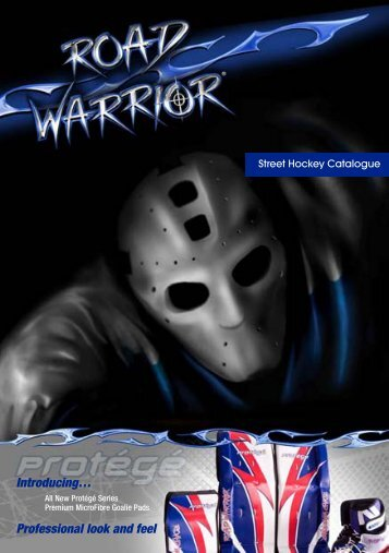 Street Hockey Catalogue - HD Brown Enterprises Ltd.