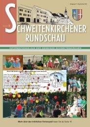 Rundschau 03/2012 - Gemeinde Schweitenkirchen