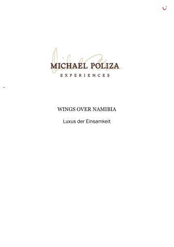 Kompaktinfos zur Reise herunterladen (7.38 MB) - Michael Poliza ...
