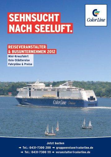 Mini-Kreuzfahrt Oslo-Städtereise Fahrpläne & Preise - Ocean24