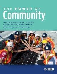 TREC — The Power of Community