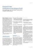 Versicherungsschutz in der Mittagspause - Unfallkasse Baden ... - Seite 5