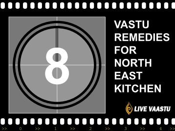 VASTU REMEDIES FOR NORTH EAST KITCHEN