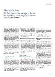 Gesetzlicher Unfallversicherungsschutz - Unfallkasse Baden ...