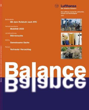 Balance - Steffen Prey