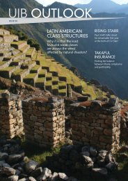 Is Latin America equipped to confront a major natural ...  - uib group