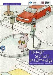 Immer sicher unterwegs - Unfallkasse Hessen
