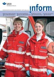 inform 03/2011 - Unfallkasse Hessen
