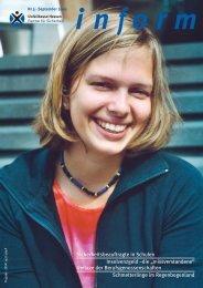 Inform 1/2003 - Unfallkasse Hessen