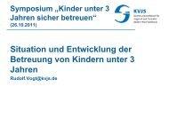 Vortrag Herr Vogt, KVJS - Unfallkasse Baden-Württemberg