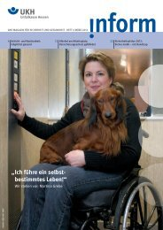 Download inform 01/2012 - Unfallkasse Hessen