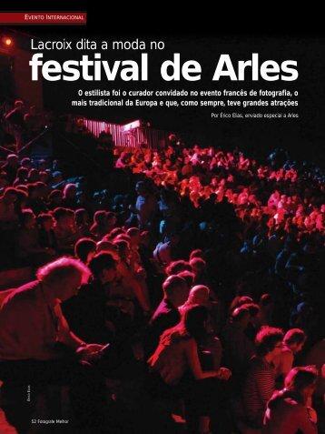festival de Arles
