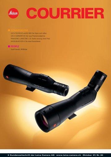 LEICA D-LUX 3: Das Warten hat ein Ende - Leica Camera AG