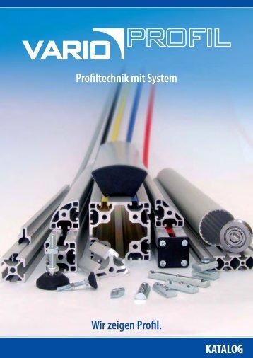 profile - VARidee Profiltechnik GmbH