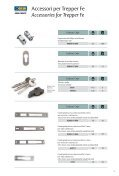 Accessories for Trepper Fe - ASSA ABLOY - Page 5