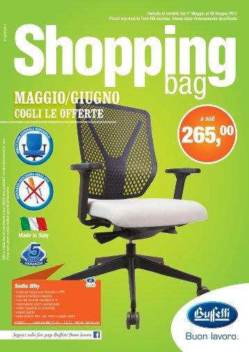 Shopping Bag Maggio Giugno 2017