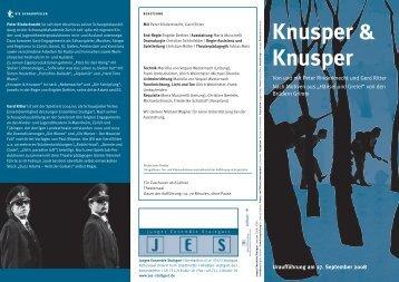 Plakat (pdf) - Peter Rinderknecht