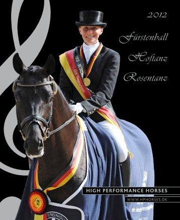 Rosentanz Fürstenball Hoftanz - HP Horses