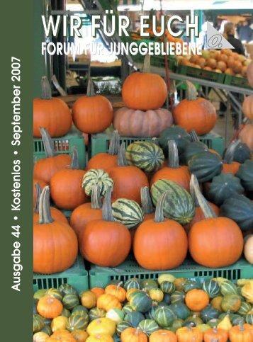 Ausgabe 44 - 3/2007 - Stadt Oberhausen