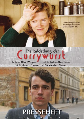 Die Entdeckung der Currywurst Buch und Regie Ulla ... - FDb.cz