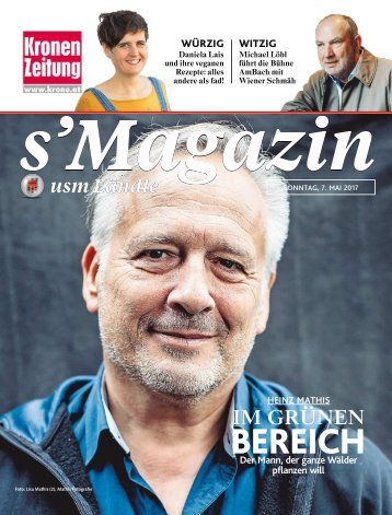 s'Magazin usm Ländle, 7. Mai 2017