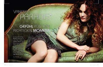 Vanessa Paradis - Absolut Beautiful