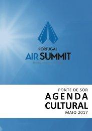 Agenda Cultural maio 2017