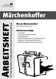 Der Riese und der Zwerg oder der bunte Vogel - Kolping-Augsburg.de