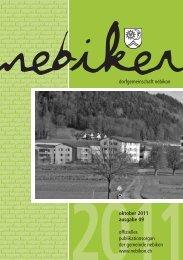 Nebiker - Oktober 2011 - Gemeinde Nebikon