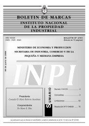 Marcas Concedidas 04-06-2008 - Instituto Nacional de la Propiedad ...