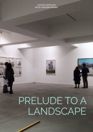PRELUDE TO A LANDSCAPE | Group show
