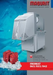 fromat 063/053/042 - MAGURIT Gefrierschneider GmbH