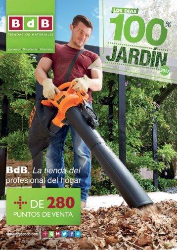 Catalogo BdB Jardin y Pintura 2017