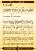 Allah kennenlernen - Seite 5
