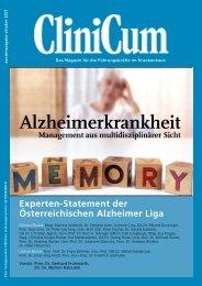 Experten-Statement der Österreichischen Alzheimer Liga ...