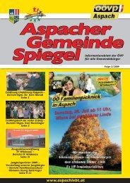 Gampern neue leute kennenlernen, Aspach singlebrse